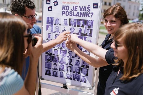 NACIONALNA KOALICIJA ZA DECENTRALIZACIJU: ,,Narodni, a ne partijski poslanik''u Kruševcu