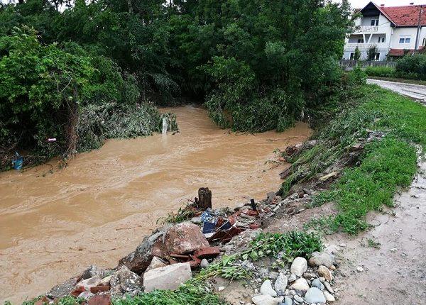 """NARODNA STRANKA TRSTENIK: """"Vlast da odgovori građanima šta je za tri godine urađeno na prevenciji od poplava!"""""""