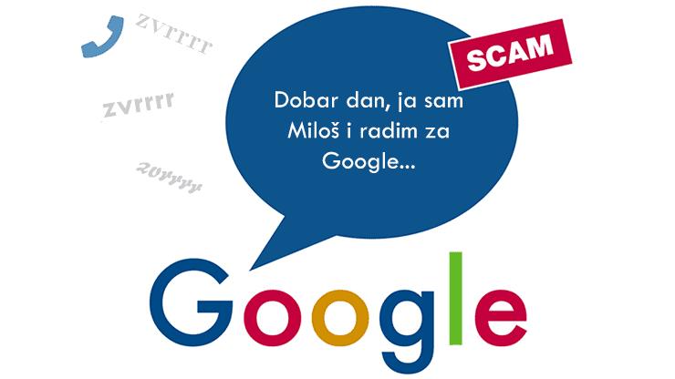 Kako da se zaštite od scam-a na Gmail-u