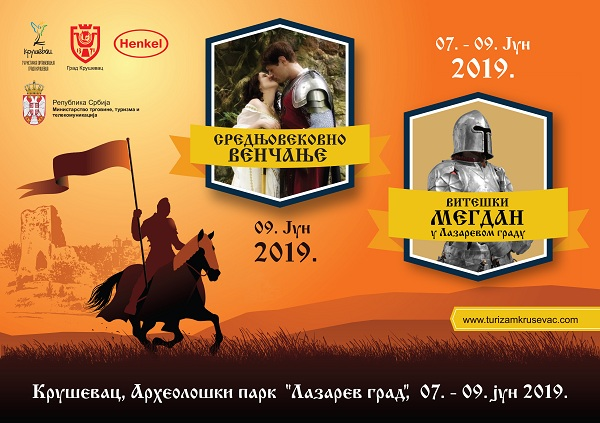 """U LAZAREVOM GRADU: Festival """"Viteški megdan"""""""