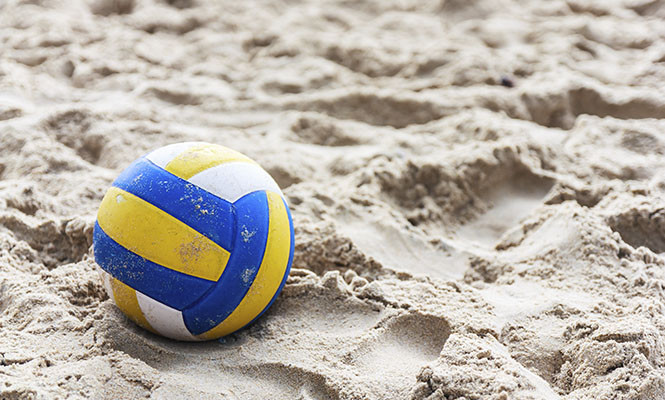 U RIBARSKOJ BANJI: Održan turnir u odbojci na pesku