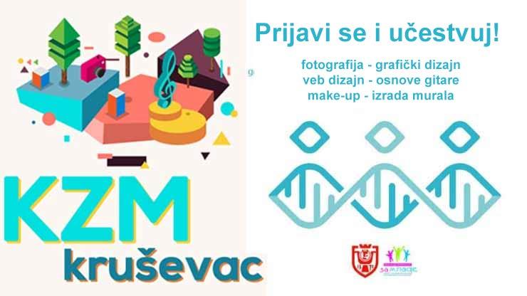 Prijavi se za učešće programa Kancelarije za mlade Kruševac!