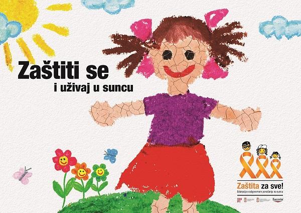 """POČINJE NOVI CIKLUS KONKURSA """"DVA LICA SUNCA"""": Učimo decu odgovornom ponašanju na Suncu"""