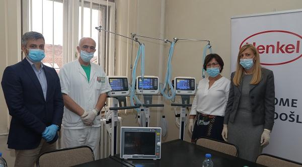 POMOĆ ZA KRUŠEVAČKU BOLNICU: Stiglo pet respiratora i pet kliničkih monitora