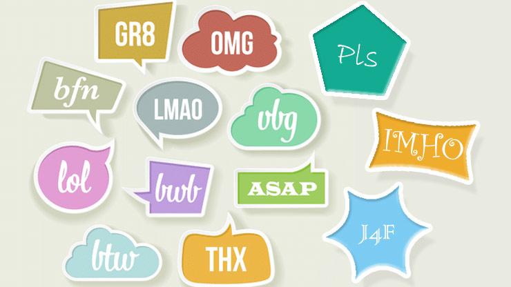 Novi vidovi komunikacije mladih – Internet sleng