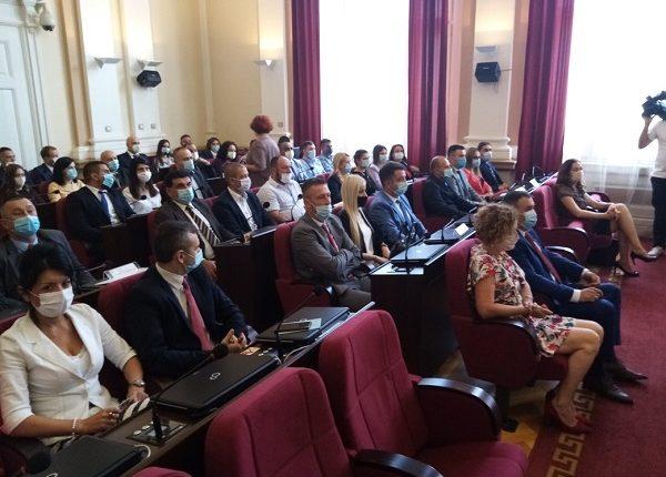 FORMIRANA LOKALNA VLAST: Jasmina Palurović ostaje gradonačelnica Kruševca