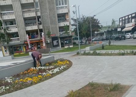 KRUŠEVCU POTREBNO VIŠE ZELENIH POVRŠINA: Neodgovorni građani lome mobilijar i čupaju cveće
