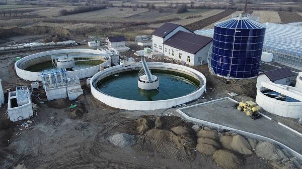 POGON ZA PREČIŠĆAVANJE OTPADNIH VODA: Čiste reke i zdrava životna sredina nemaju cenu!