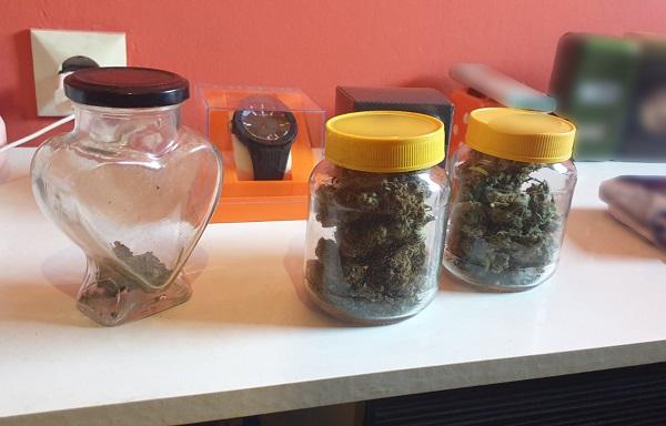 PRIJAVA PROTIV KRUŠEVLJANINA: Krio marihuanu u teglicama