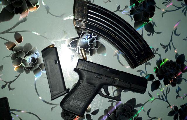 "AKCIJA ""GNEV"": Zaplenjen arsenal oružja"