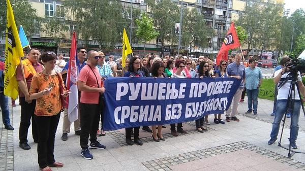 "AKCIJA USPRS: ""I pravo i pravda za Vladimira"""