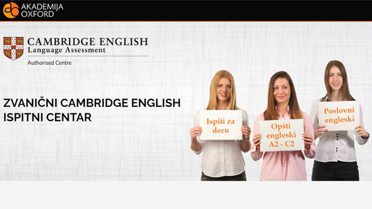 Kursevi engleskog i nemačkog jezika u Akademiji Oxford