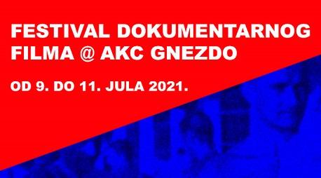 """U AKC """"GNEZDO"""": Projekcija dokumentarnih filmova"""