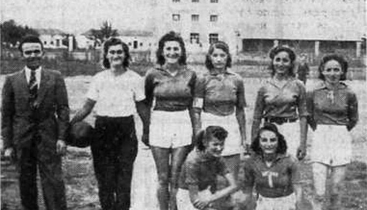 HAZENA U KRUŠEVCU: Pionirke ženskog sporta u gradu!