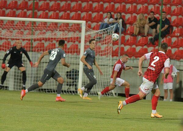 POBEDA NAPRETKA: Jedan gol dovoljan za tri boda