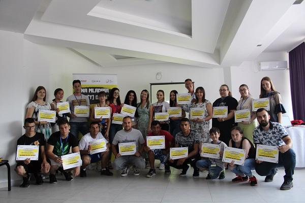 OKULAR TIM: Za bolji položaj mladih u Ćićevcu