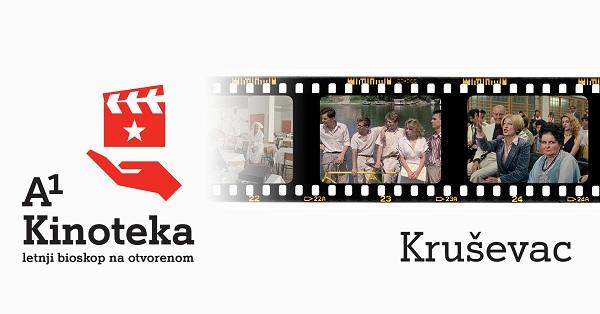 A1 KINOTEKA: Projekcije restauriranih domaćih filmova u Kruševcu