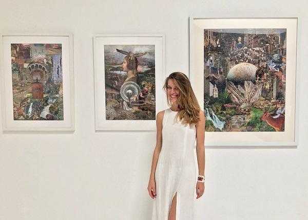 U UMETNIČKOJ GALERIJI: Izložba slika Biljane Mišić