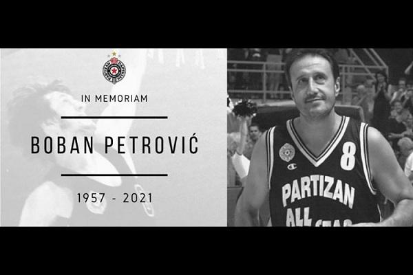 IN MEMORIAM: Boban Petrović (1957 – 2021)